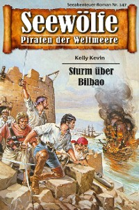Cover Seewölfe - Piraten der Weltmeere 147