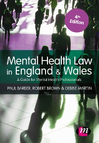 Cover Mental Health Law in England and Wales