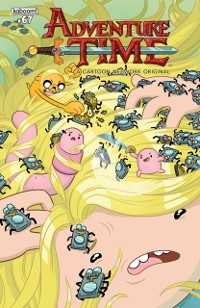 Cover Adventure Time #67