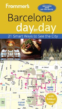 Cover Frommer's Barcelona day by day