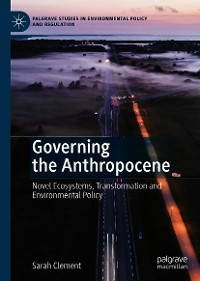 Cover Governing the Anthropocene