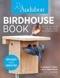 Cover Audubon Birdhouse Book, Revised and Updated