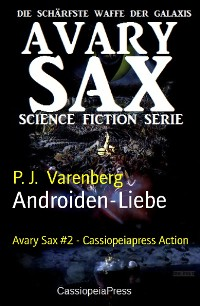 Cover Androiden-Liebe