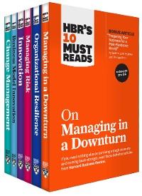 Cover HBR's 10 Must Reads for the Recession Collection (6 Books)