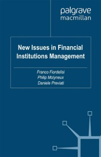 Cover New Issues in Financial Institutions Management