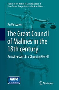 Cover The Great Council of Malines in the 18th century