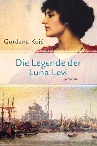 Cover Die Legende der Luna Levi