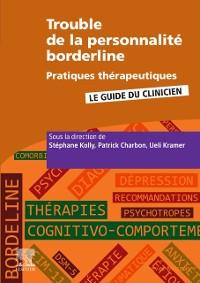 Cover Trouble de la personnalite borderline - Pratiques therapeutiques