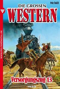 Cover Die großen Western 160