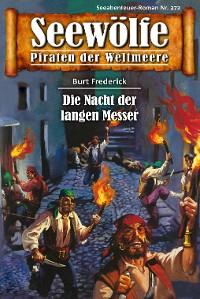 Cover Seewölfe - Piraten der Weltmeere 372