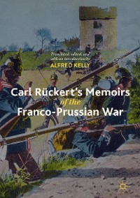 Cover Carl Rückert's Memoirs of the Franco-Prussian War