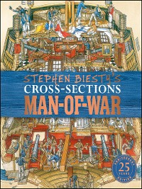 Cover Stephen Biesty's Cross-Sections Man-of-War