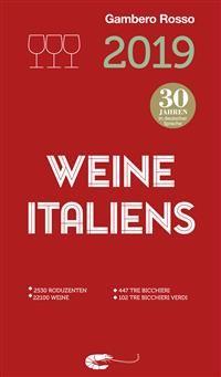 Cover Vini d'Italia 2019 - Weine Italiens