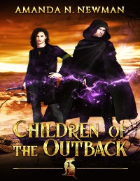 Cover Children of the Outback