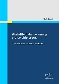 Cover Work-life balance among cruise ship crews