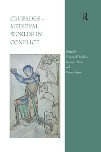 Cover Crusades - Medieval Worlds in Conflict
