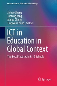 Cover ICT in Education in Global Context