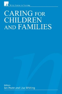 Cover Caring for Children and Families