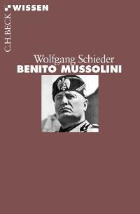 Cover Benito Mussolini