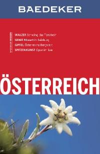 Cover Baedeker Reiseführer Österreich