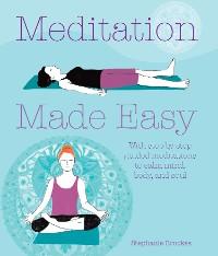 Cover Meditation Made Easy
