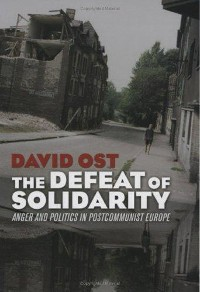 Cover The Defeat of Solidarity