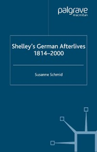 Cover Shelley's German Afterlives