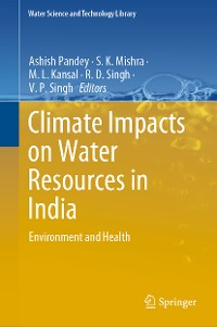 Cover Climate Impacts on Water Resources in India