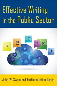 Cover Effective Writing in the Public Sector