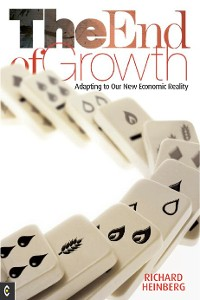 Cover The End of Growth