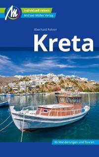 Cover Kreta Reiseführer Michael Müller Verlag