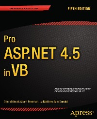 Cover Pro ASP.NET 4.5 in VB