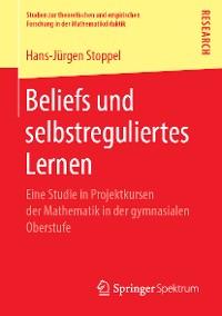 Cover Beliefs und selbstreguliertes Lernen
