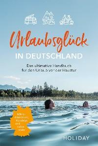 Cover Urlaubsglück in Deutschland