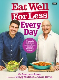 Cover Eat Well For Less, Every Day