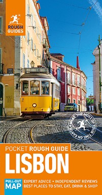 Cover Pocket Rough Guide Lisbon (Travel Guide eBook)