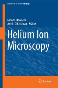 Cover Helium Ion Microscopy
