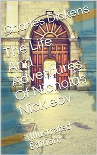 Cover Nicholas Nickleby