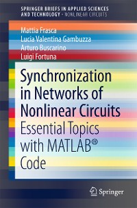 Cover Synchronization in Networks of Nonlinear Circuits