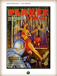 Cover PLANET STORIES [ Collection no.8 ]