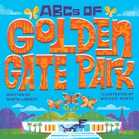 Cover ABCs of Golden Gate Park