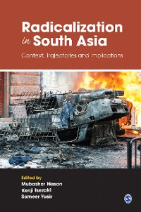 Cover Radicalization in South Asia