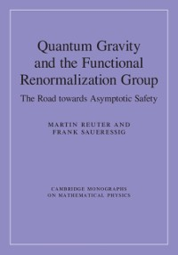 Cover Quantum Gravity and the Functional Renormalization Group