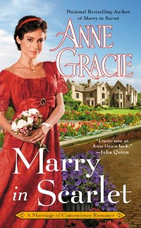 Cover Marry in Scarlet