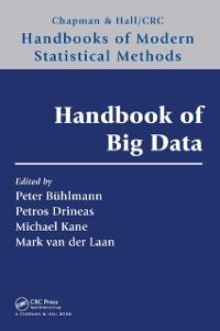 Cover Handbook of Big Data