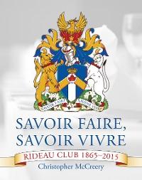 Cover Savoir Faire, Savoir Vivre