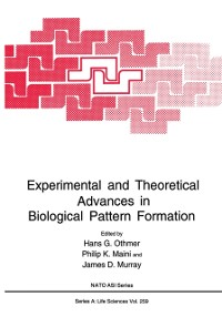 Cover Experimental and Theoretical Advances in Biological Pattern Formation