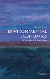 Cover Environmental Economics: A Very Short Introduction