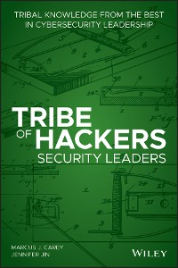 Cover Tribe of Hackers Security Leaders