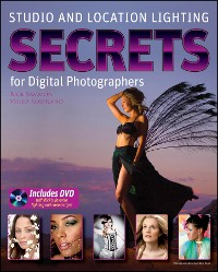 Cover Studio and Location Lighting Secrets for Digital Photographers